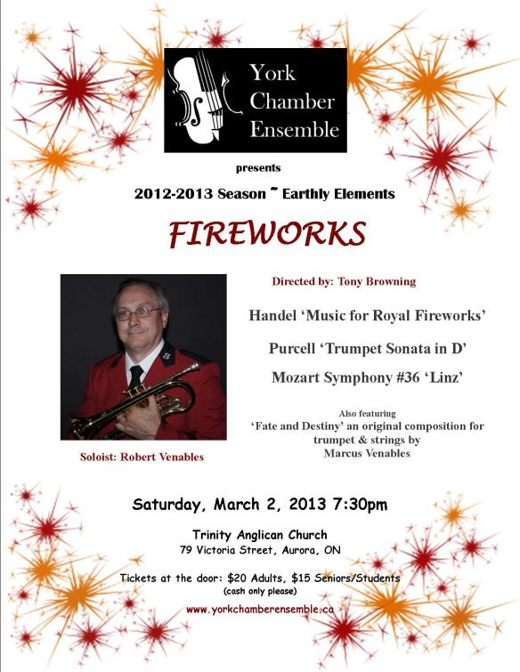 Flyer - Mar 2nd - Fireworks