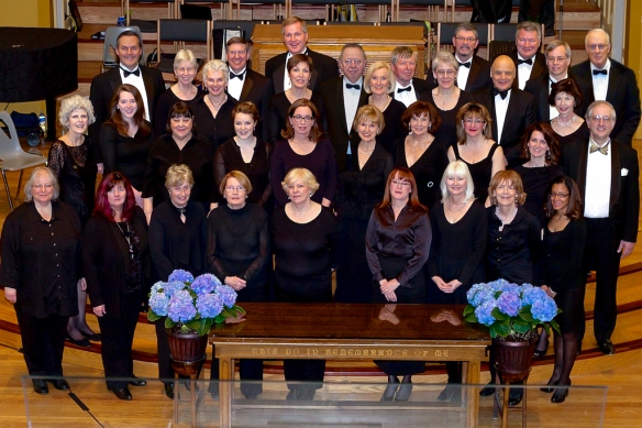 Tapestry Chamber Choir 2013