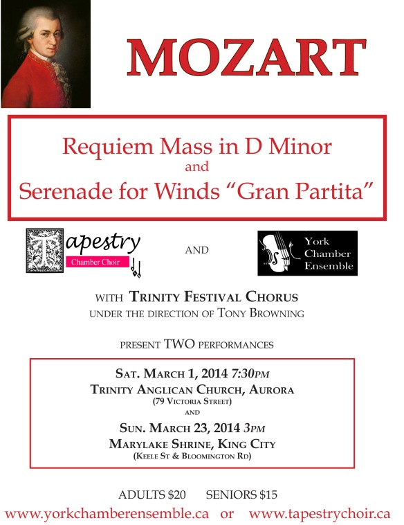 Mozart in March