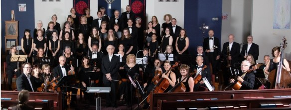 YCE and festival Chorus Faure Requiem May 2018